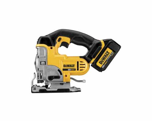 Dewalt 20v max cordless jigsaw review model dcs331l1 tool box buzz greentooth Choice Image