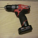 Milwaukee M12 Fuel side view