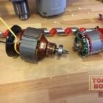 M18 Fuel Hole Hawg motors