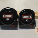 Hart Tape Measure -5