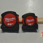 Milwaukee Tape Measure -1