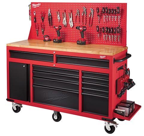 "Milwaukee 60"" Mobile Work Station - Tool Box Buzz Tool Box"