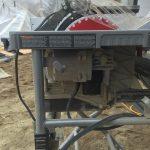 skilsaw worm drive table saw 1