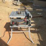 skilsaw worm drive table saw 3