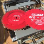 skilsaw worm drive table saw 5