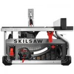 skilsaw worm drive table saw 6