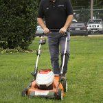 stihl battery -cordless-mower