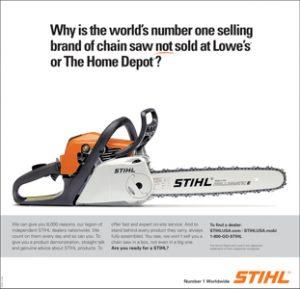 Stihl Dealer - 1