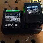 Hitachi 18V Compact Bandsaw -8