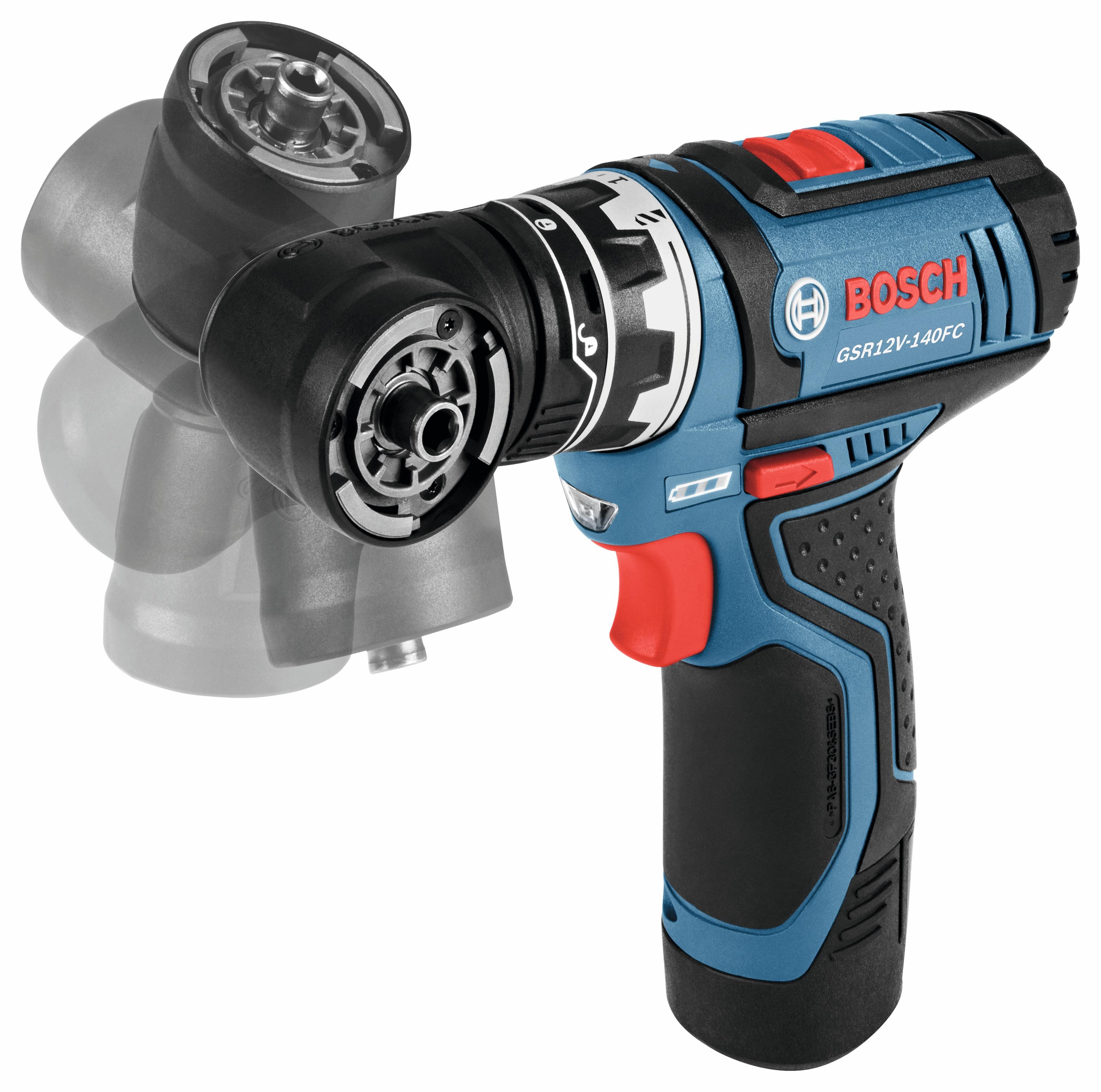 Uitzonderlijk Bosch 12V Max FlexiClick - Tool Box Buzz Tool Box Buzz JJ47