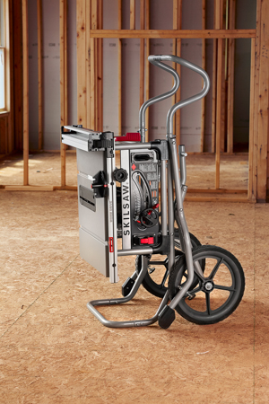 Skilsaw Worm Drive Table Saw -6
