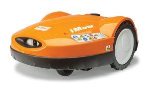 New STIHL iMow-10