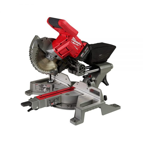 Milwaukee m18 fuel 7 14 dual bevel sliding compound miter saw milwaukee m18 fuel 7 14 dual bevel sliding compound miter saw tool box buzz tool box buzz greentooth Image collections