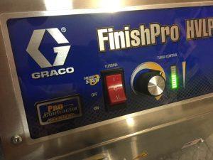 Graco FinishPro HVLP-8