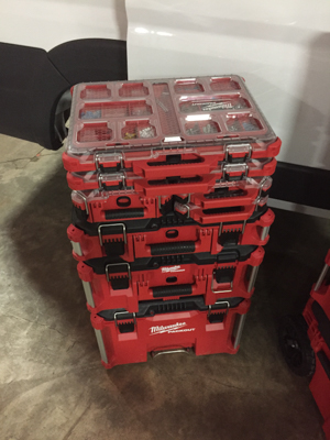Milwaukee Packout - 8
