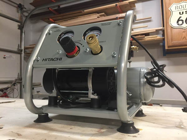 Hitachi EC28M Compressor-2