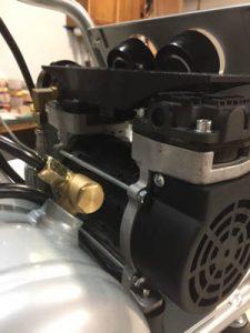 Hitachi EC28M Compressor-8