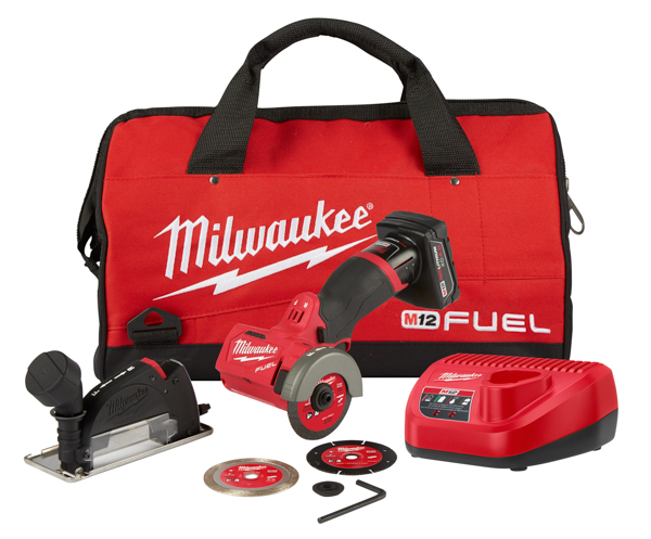 Milwaukee Compact Cut Off Tool -3