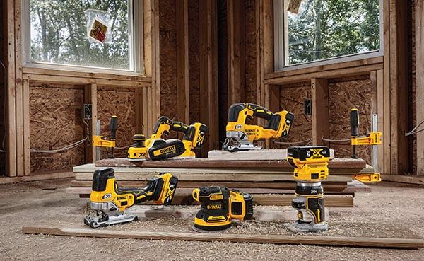 New DEWALT Cordless Woodworking Tools - Tool Box Buzz Tool