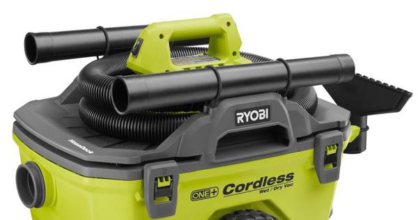 Ryobi Cordless Vacuum -5