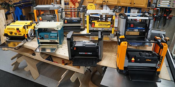 Best Benchtop Thickness Planer Head To Head Tool Box