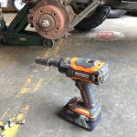 Ridgid Impact Wrench -10