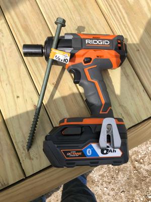 Ridgid Impact Wrench -11