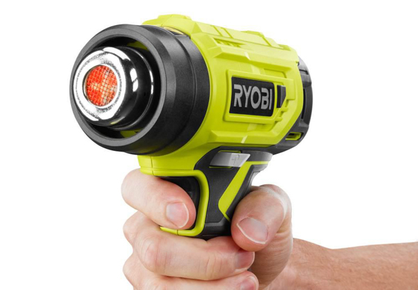Ryobi Heat Gun -3
