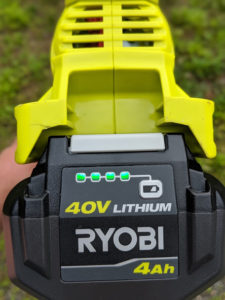 Ryobi 40V EXPAND-IT String Trimmer - Tool Box Buzz Tool Box Buzz