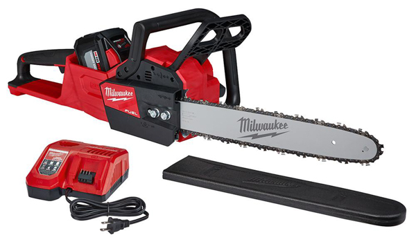 Milwaukee Chainsaw -18