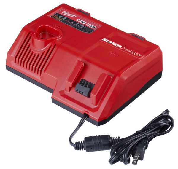 Milwaukee M18 & M12 Super Charger