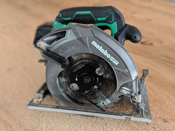 Metabo HPT 36V Multivolt Circular Saw