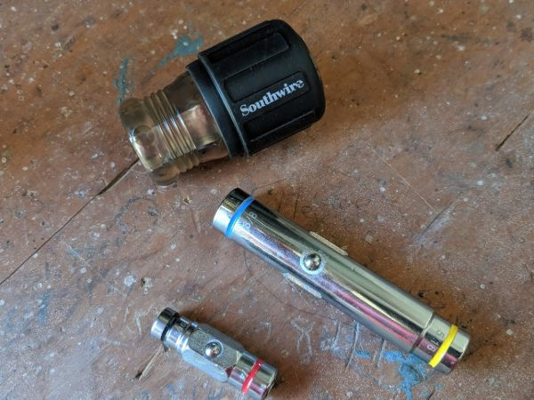 Southwire Handtools 5N1 Stubby Nutdriver