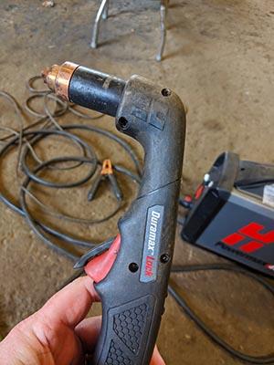Powermax45 XP Cutting Torch