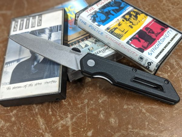 Kershaw MIXTAPE EDC Folding Knife