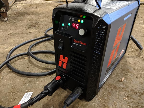 Powermax45 XP Plasma Cutter