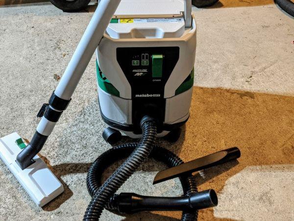 Metabo HPT 36V MultiVolt Brushless Cordless Vacuum