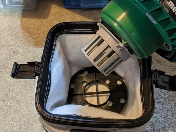 Metabo HPT 36V MultiVolt Vacuum