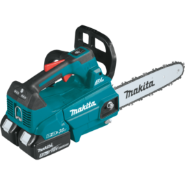 Makita X2 LXT Top Handle Chainsaw