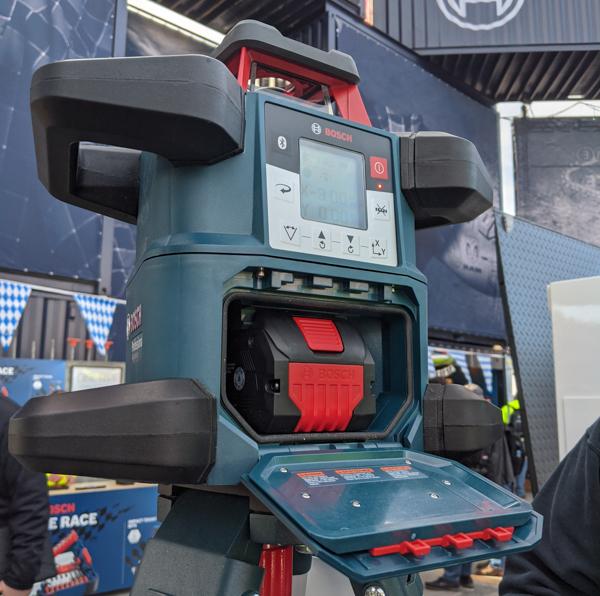 Bosch Tools Revolve 4000