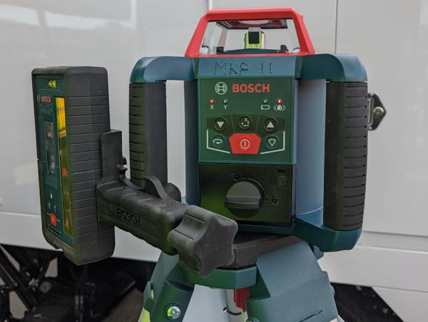 Bosch Tools Revolve 2000