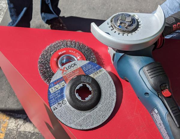 Bosch Tools X Lock