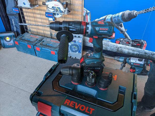 Bosch 18V FlexiClick