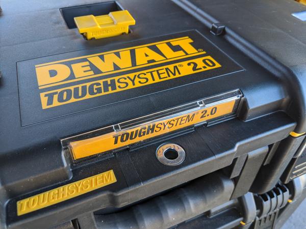 Dewalt Tools WOC2020 TS Top Latch