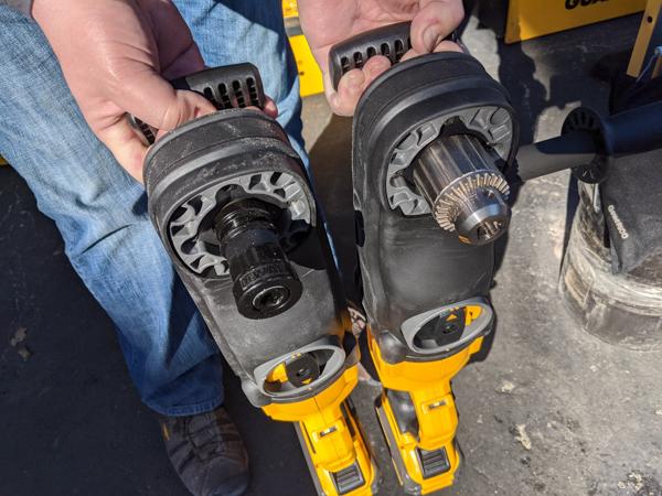 Dewalt Tools WOC2020 SJ Drill