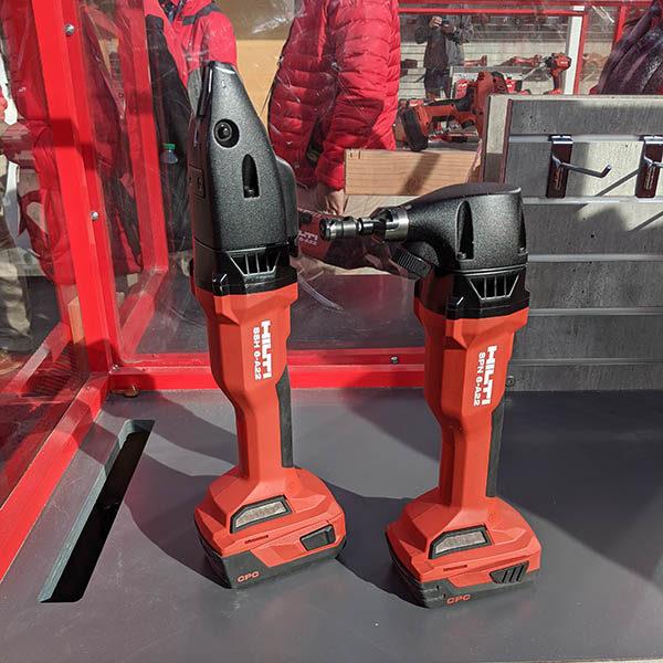 Hilti Tools World of Concrete Highlights 2020 Tool Box