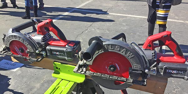 SKILSAW Cordless Worm Driver Saw