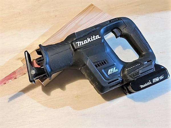 Makita Sub-Compact Recip Saw