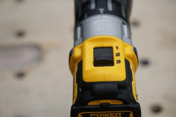 DEWALT Power Detect Hammer Drill/Drill Driver