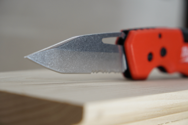 Milwaukee FASTBACK 5-in-1 Folding Knife